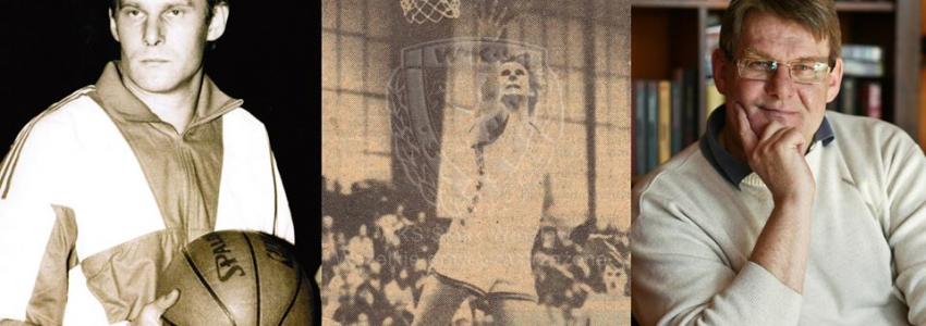 Legendy Śląska Wrocław: Dariusz Zelig. Profesor koszykówki