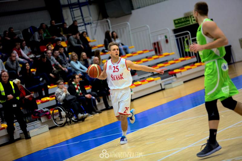 R8 Basket Kraków za mocny. Śląsk zakończył swoją serię zwycięstw