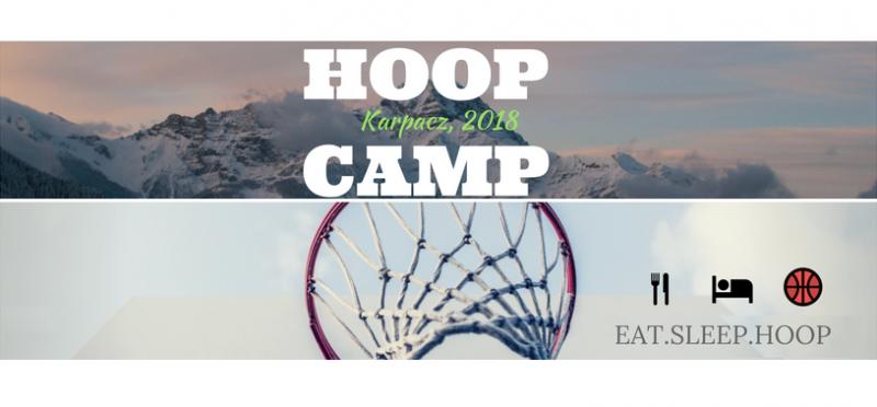 Zapraszamy na Hoop Camp 2018!