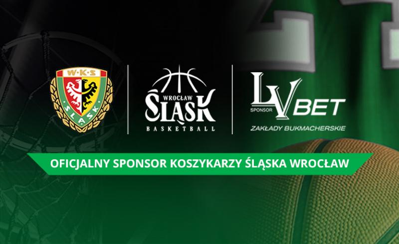 LV BET oficjalnym sponsorem Śląska