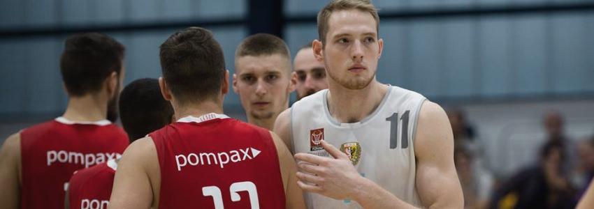 Aleksander Dziewa wybrany przez trenerów MVP 1. ligi!