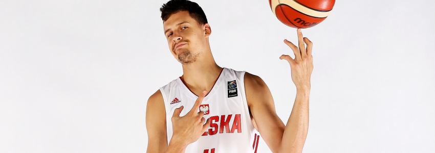 Mathieu Wojciechowski koszykarzem Śląska Wrocław!