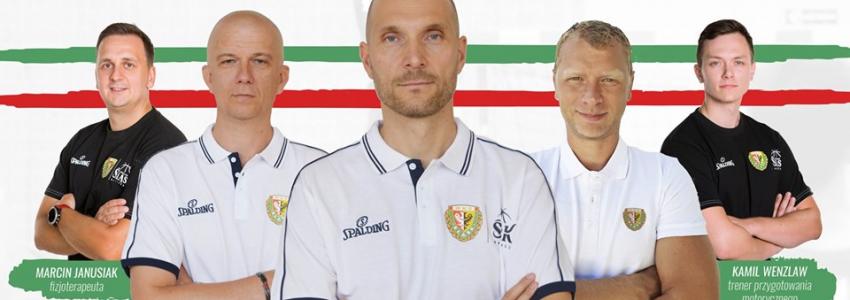 Andrzej Adamek trenerem Śląska!