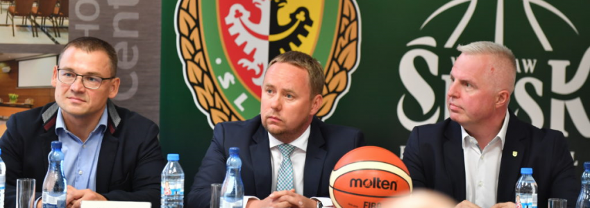 TBS sponsorem Śląska Wrocław