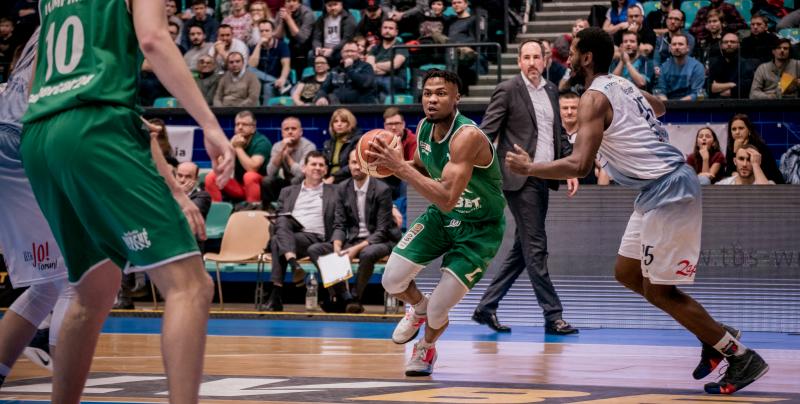 WKS zdominował Spójnię. Śląsk wygrał 7. z dziewięciu ostatnich spotkań