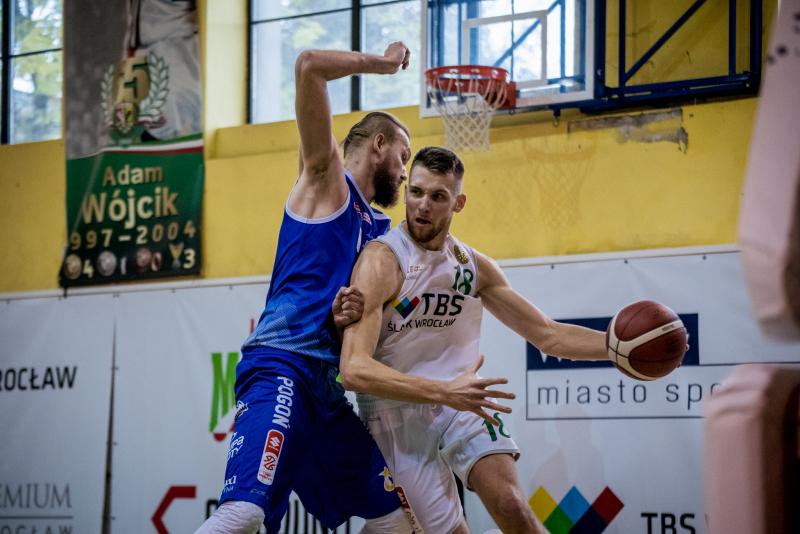 TBS Śląsk wciąż niepokonany! Rezerwy WKS-u zwyciężyły Pogoń, wygrywając 5. mecz z rzędu (galeria zdjęć)