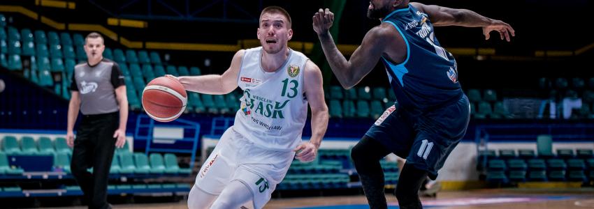 Śląsk pokonał mistrza Polski! WKS zdobył Zieloną Górę jako 1. zespół w tym sezonie