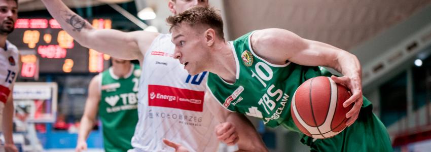 Osłabiony TBS Śląsk poległ w Kołobrzegu i poniósł swoją 10. porażkę na wyjeździe (galeria zdjęć)