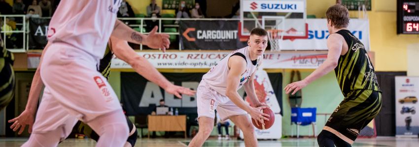 TBS Śląsk zrewanżował się Miastu Szkła i odniósł 10. zwycięstwo w tym sezonie (galeria zdjęć)