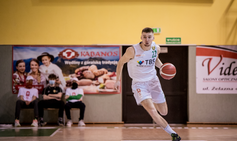 Górnik zwyciężył TBS Śląsk. Derby pod znakiem obrony